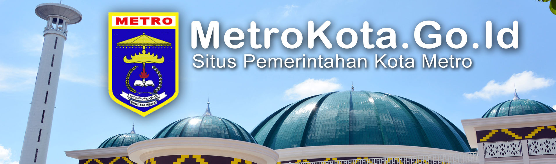 http://www.metrokota.go.id/