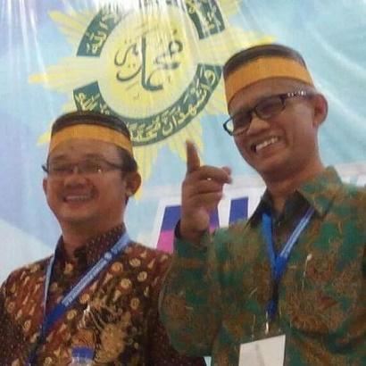Selamat dan Sukses Atas Terpilihnya Dr. Haedar Nasier dan Dr. Abdul Mu'ti Sebagai Ketua Umum dan Sekretaris Umum Muhammadiyah