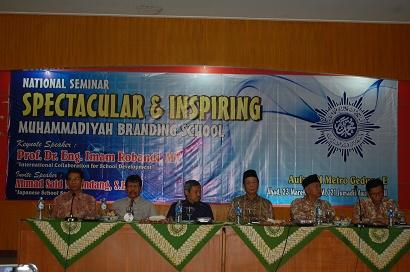 """SMK Muhammadiyah 3 Metro Ikuti """"Muhammadiyah Branding School"""""""