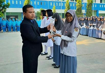 SMK Muhammadiyah 3 Metro Raih Perak Pada LKS Nasional