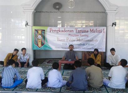 SMK Adakan Pengkaderan Taruna Melati I